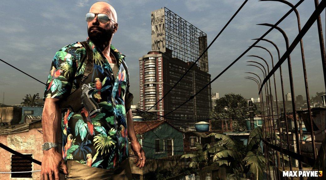 """Скриншоты PC-версии Max Payne 3: три """"отличия"""" - Изображение 2"""
