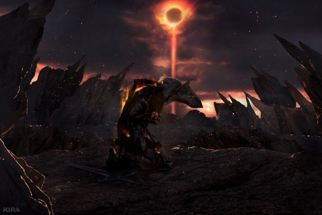 Косплей дня: Негорящий и Юрия из Лондора в Dark Souls 3. - Изображение 10