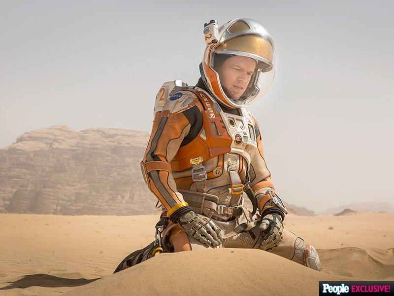 Первые кадры «Марсианина» Ридли Скотта уже порождают мемы - Изображение 3