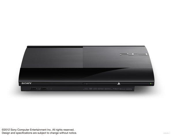 Анонсирована супертонкая версия PlayStation 3 - Изображение 1