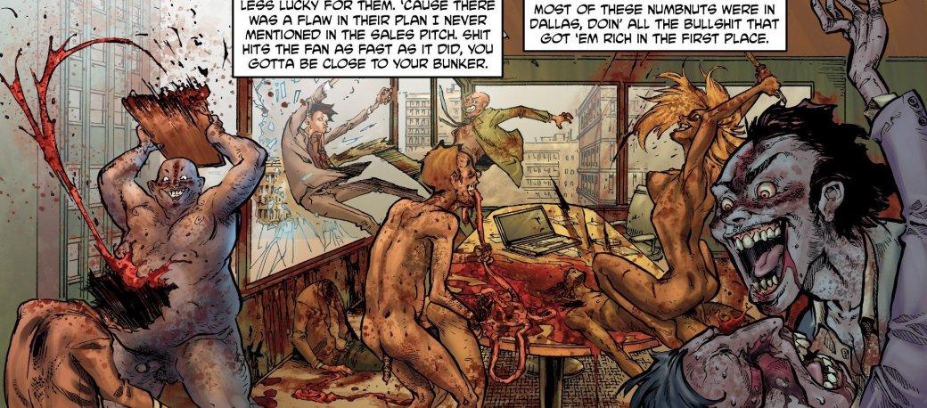 Самые жуткие и отвратительные хоррор-комиксы. - Изображение 21