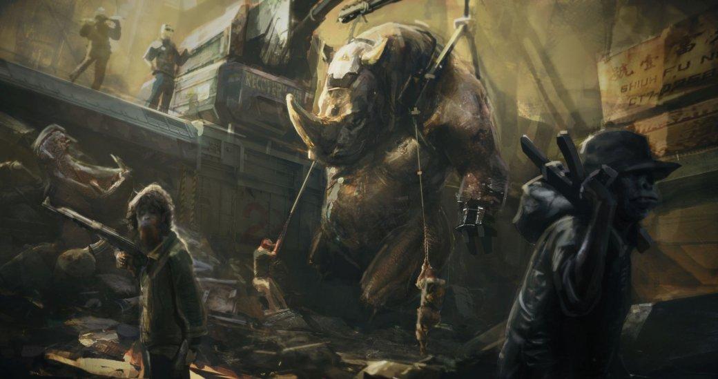 GTA в космосе? Первые подробности геймплея Beyond Good & Evil 2. - Изображение 7