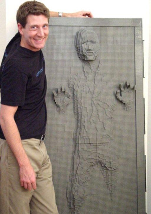 Искусство в кубе: краткий экскурс по миру LEGO - Изображение 7