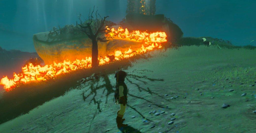 Рецензия на The Legend of Zelda: Breath of the Wild. Обзор игры - Изображение 11