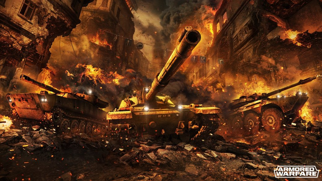 «Armored Warfare: Проект Армата»: путь от идеи до запуска. - Изображение 1