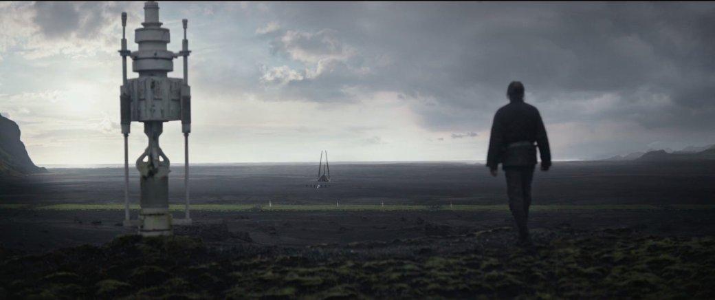 Рецензия на «Изгой-один: Звёздные войны. Истории». - Изображение 17