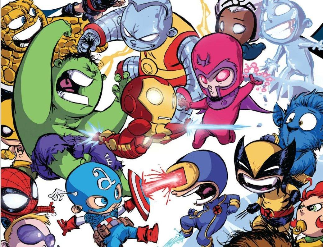 Как начать читать комиксы Людей Икс, часть 1: современные серии - Изображение 13