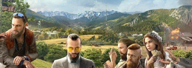 Что происходит напервом постере Far Cry5?. - Изображение 8