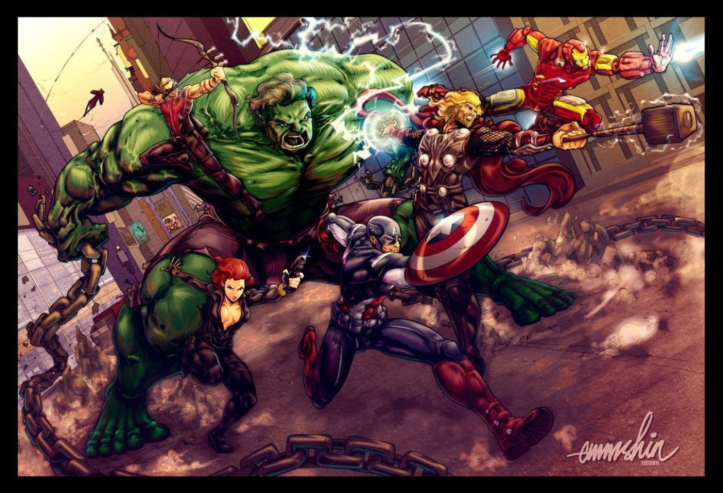 Рецензия на «Мстителей: Эра Альтрона» - Изображение 3