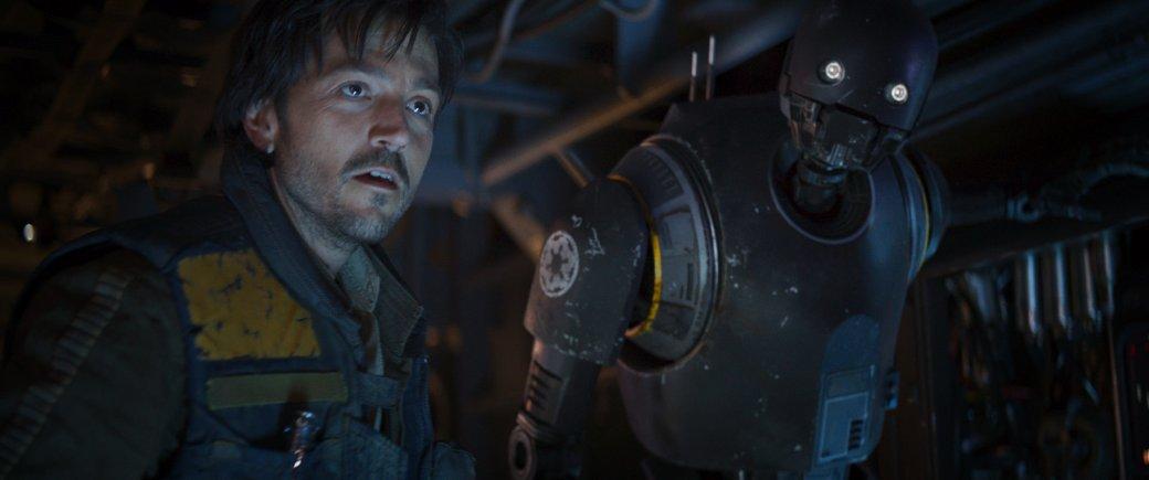 Рецензия на «Изгой-один: Звёздные войны. Истории». - Изображение 16
