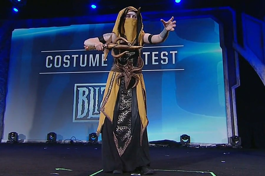 BlizzCon 2014. Конкурс костюмов - Изображение 10