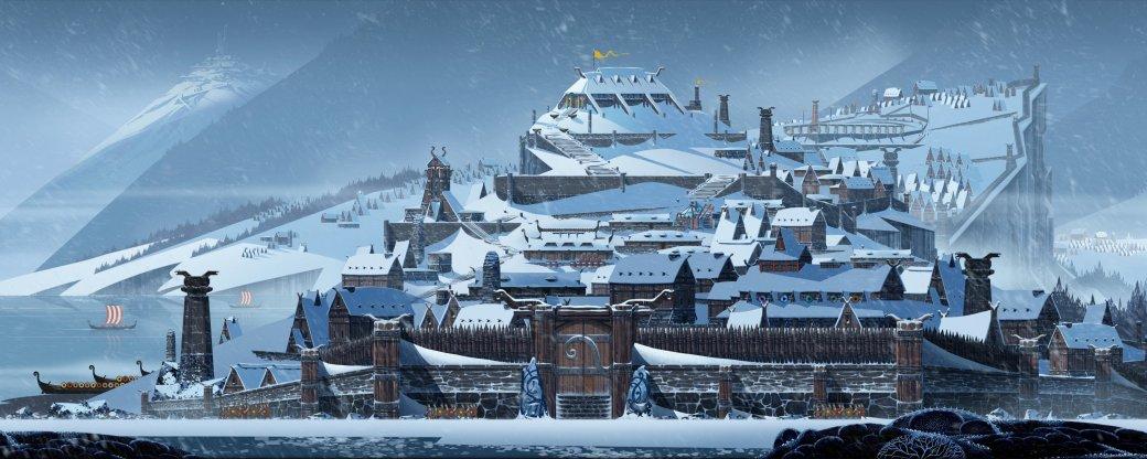 Рецензия на The Banner Saga 2 - Изображение 2