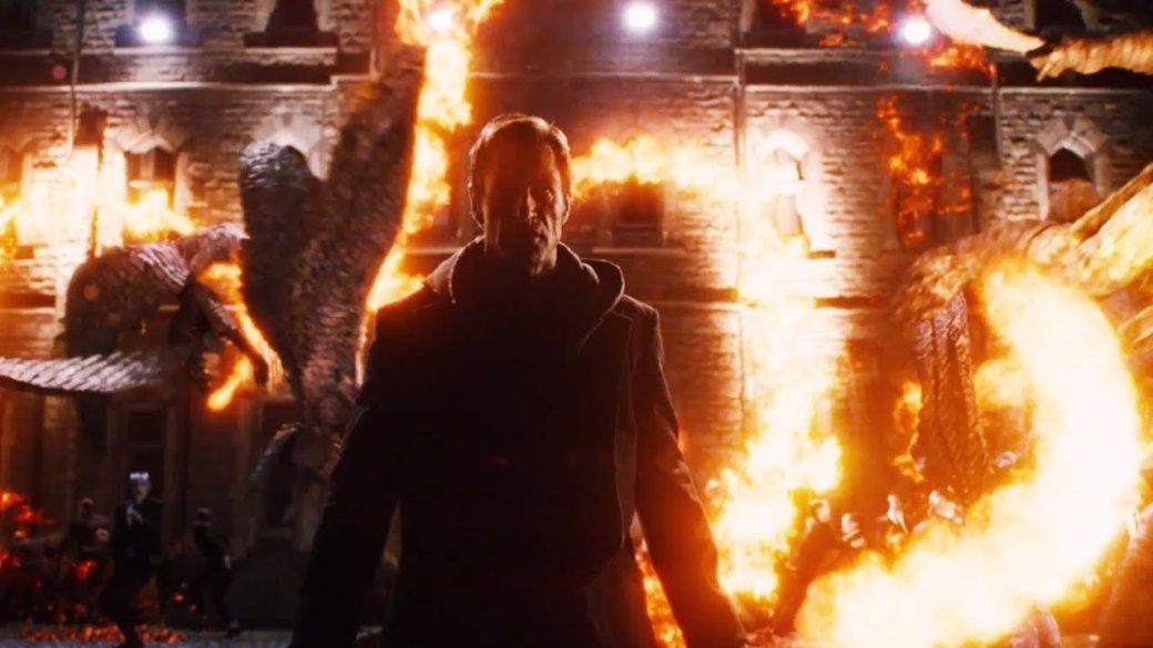 Что посмотреть: Я, Франкенштейн, Несносный дед, Спасти мистера Бэнкса - Изображение 2