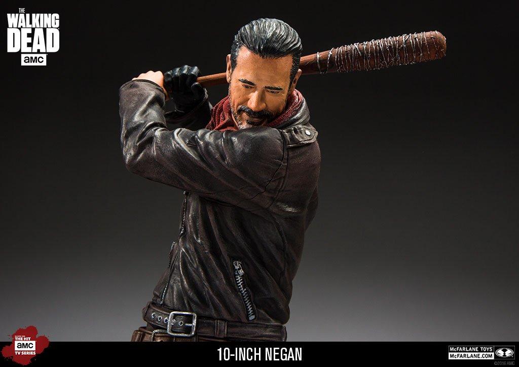 Новая статуя Негана из «Ходячих мертвецов» использует образ из сериала - Изображение 5
