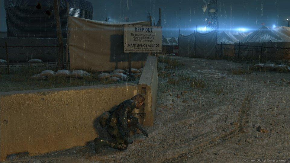 PS4 получит лучшую версию пролога к Metal Gear Solid 5 - Изображение 1