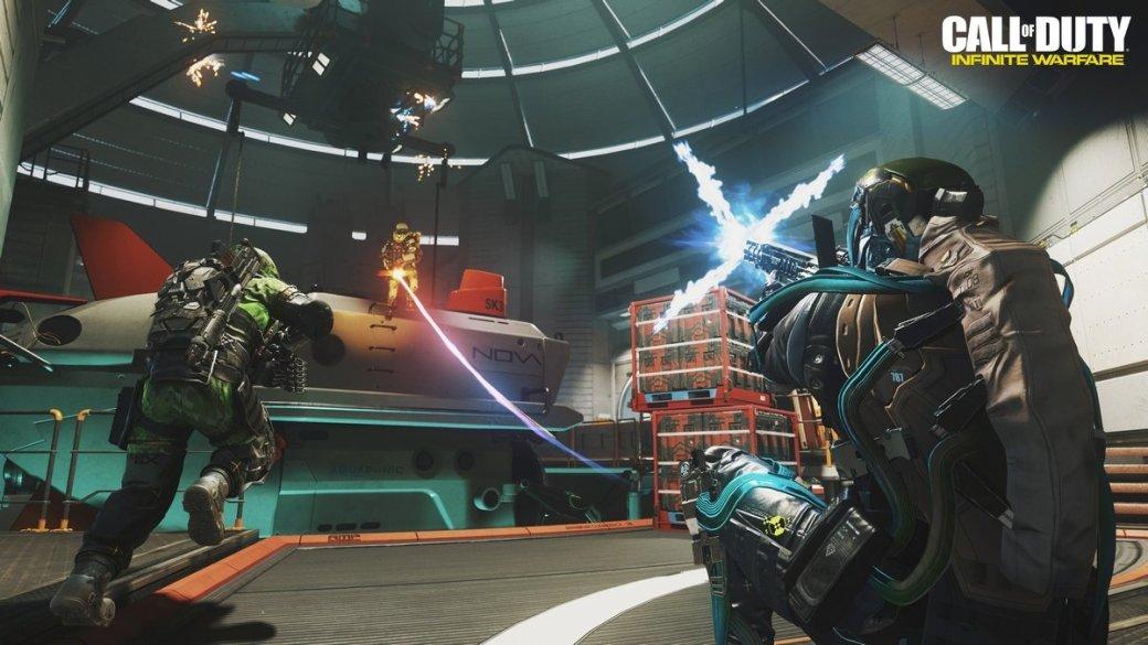 Впечатления от мультиплеера Call of Duty: Infinite Warfare. - Изображение 5