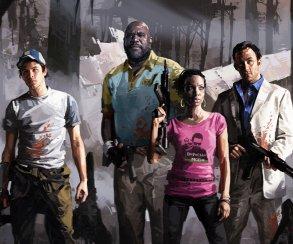 Left 4 Dead 2 вышел на Linux