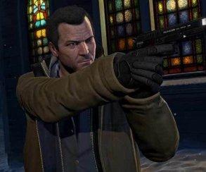 Гифка дня: неудачное возрождение вGrand Theft Auto5
