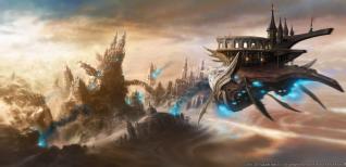 Final Fantasy XIV: A Realm Reborn. Трейлер обновления 4.1 The Legend Returns
