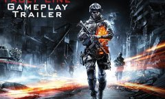 Battlefield 3 - Full Length Fault Line Gameplay Trailer [RUS]