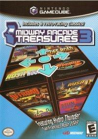 Midway Arcade Treasures 3 – фото обложки игры