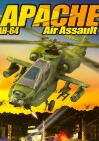 Apache Air Assault (2003) – фото обложки игры