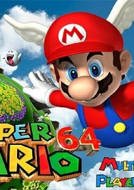 Super Mario 64 Star Road Multiplayer