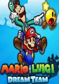 Mario & Luigi: Dream Team – фото обложки игры