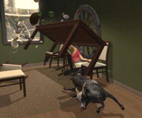 Майское обновление Goat Simulator добавит совместную игру за одним PC