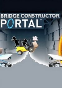 Bridge Constructor Portal – фото обложки игры
