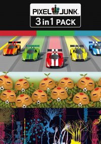 PixelJunk 3 in 1 Pack – фото обложки игры