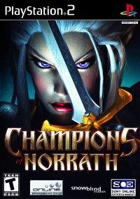 Champions of Norrath – фото обложки игры