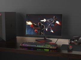 ВРоссии представили монитор для киберспортсменов OMEN X27