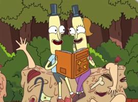 Новая короткометражка про Мистера Жопосранчика из«Рика иМорти» доводит дослез