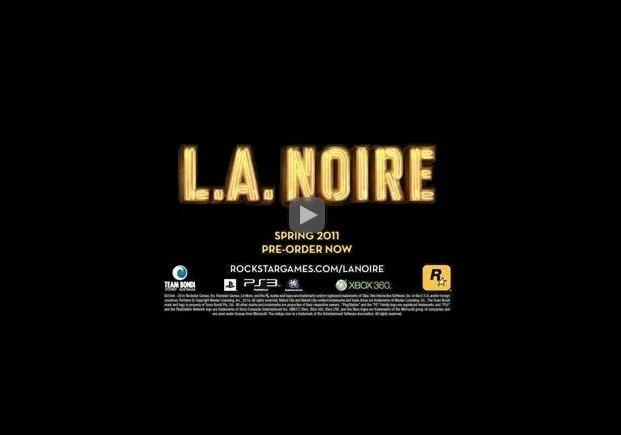L.A. Noire | Gameplay Trailer RUS [DUB]
