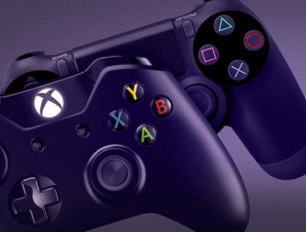 2015-й. PlayStation 4 vs. Xbox One