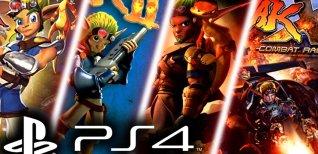 Jak X: Combat Racing. Релизный трейлер для PS4