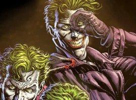 Главные фанатские теории отрех Джокерах настраницах комиксовDC. Что скрывает издательство?