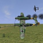 Скриншот Ил-2 Штурмовик: Забытые сражения. Асы в небе – Изображение 7