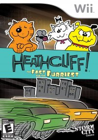 Heathcliff The Fast and the Furriest – фото обложки игры
