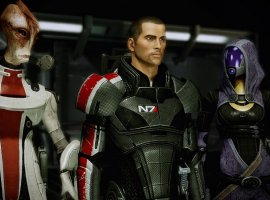 Для Mass Effect 2 вышел мод, позволяющий играть отпервого лица. Икак раньше никто недодумался?