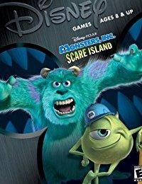 Monsters, Inc. Scare Island – фото обложки игры