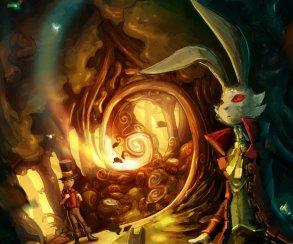 Аудиокнига по мотивам The Night of the Rabbit