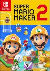 Super Mario Maker 2 – фото обложки игры