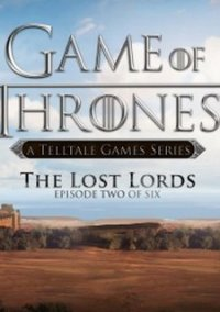 Game of Thrones: Episode Two - The Lost Lords – фото обложки игры