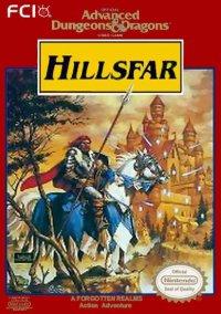 Advanced Dungeons & Dragons: Hillsfar – фото обложки игры