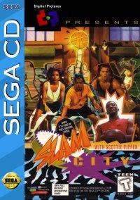 Slam City with Scottie Pippen – фото обложки игры