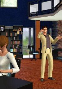 The Sims 3: High-End Loft Stuff – фото обложки игры