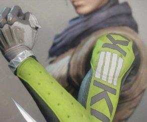 Разработчики Destiny 2 извиняются зарасистский КЕК наперчатке вигре