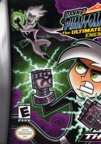 Danny Phantom: The Ultimate Enemy – фото обложки игры